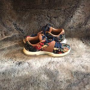 Floral men's Nike KD